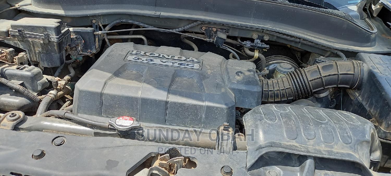 Archive: Honda Ridgeline 2008 Gray