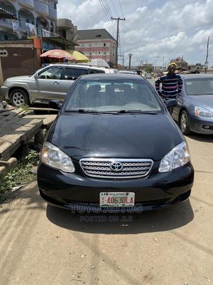 Toyota Corolla 2007 Black | Cars for sale in Lagos State, Agege