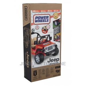 Power Wheels Wrangler Jeep | Toys for sale in Lagos State, Lagos Island (Eko)