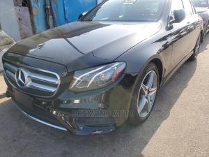 Mercedes-Benz E350 2016 Black | Cars for sale in Lagos State, Surulere