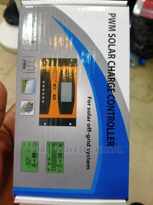 30amps 12/24v Pwm Charge Controller   Solar Energy for sale in Lagos State, Ojo