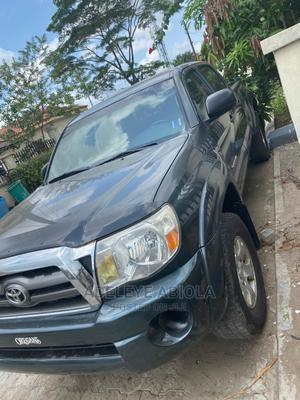 Toyota Tacoma 2009 Double Cab V6 Automatic Blue | Cars for sale in Lagos State, Yaba