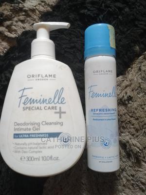 Oriflame Feminelle Wash and Refresing Feminelle Spray | Bath & Body for sale in Kaduna State, Kaduna / Kaduna State