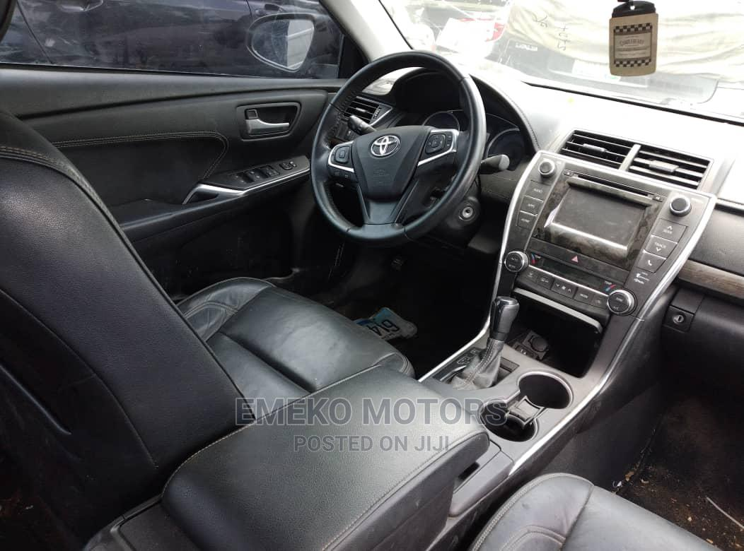 Toyota Camry 2015 Gray   Cars for sale in Amuwo-Odofin, Lagos State, Nigeria