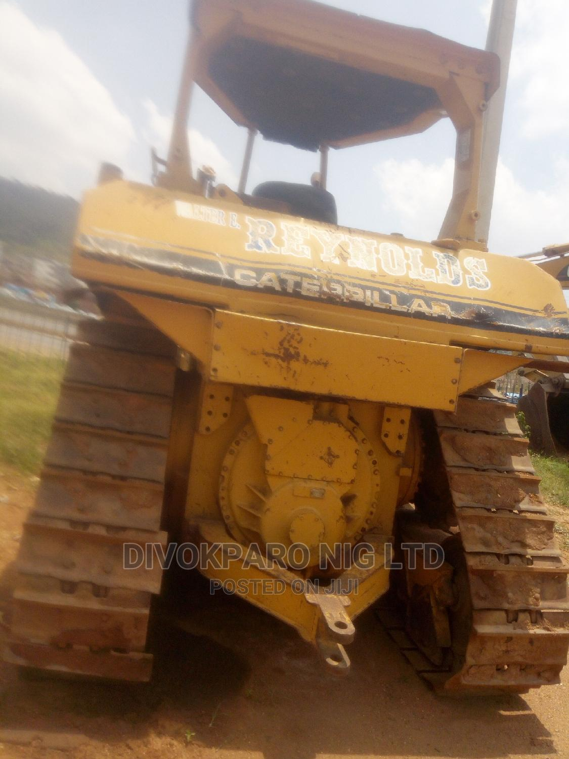 Cat D6H Bulldozer For Sale | Heavy Equipment for sale in Gwarinpa, Abuja (FCT) State, Nigeria