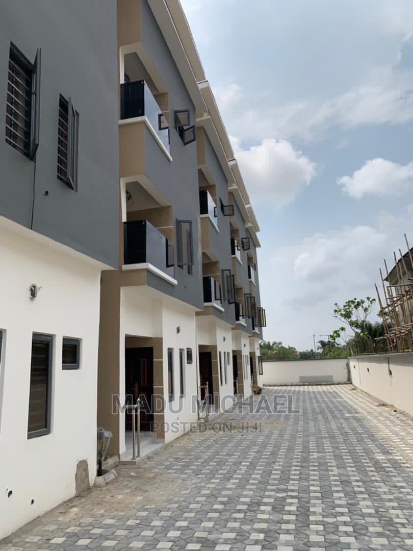 Archive: Fast Selling Brand New 3 Bedroom Terrace Duplex for Sale