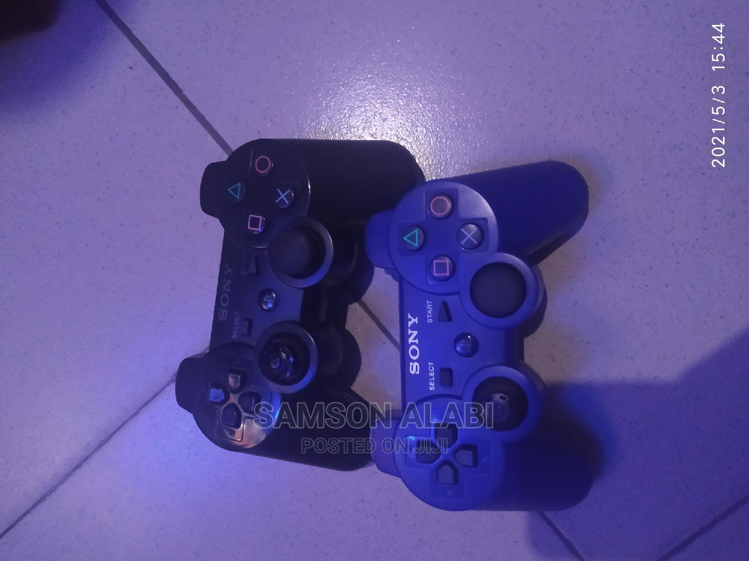 Neatly Used Ps3 With Pads and 3 Games | Video Game Consoles for sale in Warri, Delta State, Nigeria