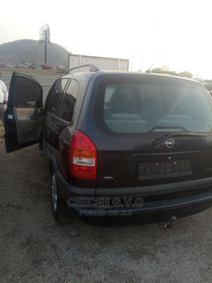 Opel Zafira 1999 Blue | Cars for sale in Abuja (FCT) State, Kubwa