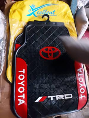 Customized Executive Rubber Foot-mat For All Vehicles. | Vehicle Parts & Accessories for sale in Lagos State, Surulere