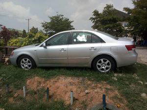 Hyundai Sonata 2008 Silver | Cars for sale in Abuja (FCT) State, Gwarinpa