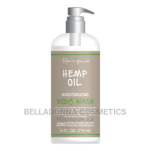Renpure Hemp Oil Moisturizing Body Wash - 710ml | Skin Care for sale in Lagos State, Ipaja