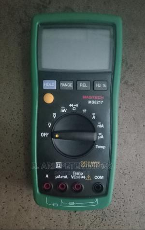 Mastech Multimeter | Measuring & Layout Tools for sale in Lagos State, Ojo