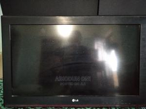 26-Inch LG LCD Television With Wall Bracket | TV & DVD Equipment for sale in Lagos State, Shomolu