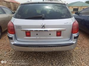Peugeot 407 2007 2.0 HDi ST Comfort SW Gray | Cars for sale in Kaduna State, Kaduna / Kaduna State