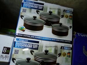 Original Best Quality Non Stick Cook Wave Set Pot | Kitchen & Dining for sale in Abuja (FCT) State, Dakwo District