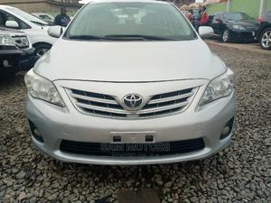Toyota Corolla 2012 Silver   Cars for sale in Lagos State, Agege