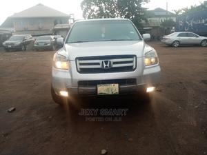 Honda Pilot 2006 Silver | Cars for sale in Lagos State, Abule Egba