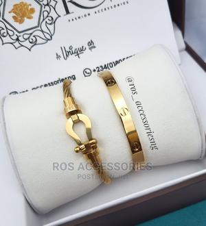 Designer-Inspired Steel Bracelets   Jewelry for sale in Delta State, Warri