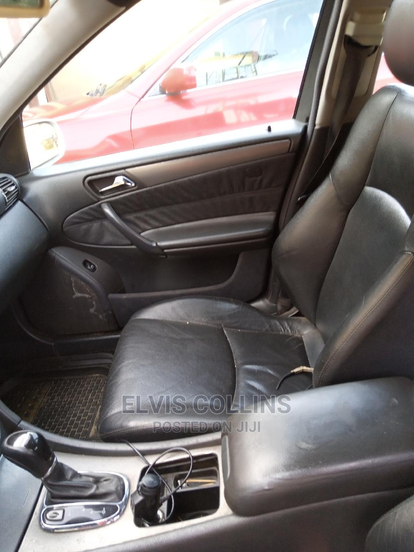 Archive: Mercedes-Benz C240 2004 Silver