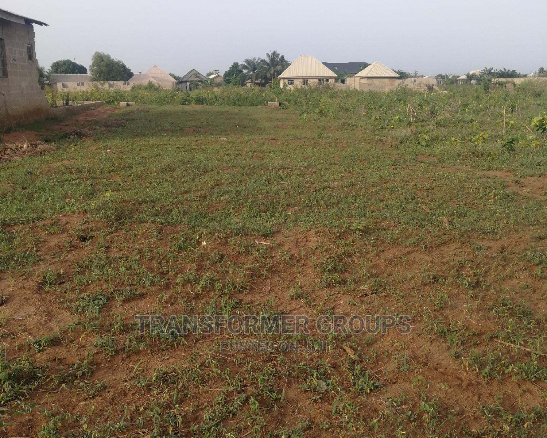 Table Flat Half Plot for Sale Badagry Lagos State | Land & Plots For Sale for sale in Badagry / Badagry, Badagry, Nigeria