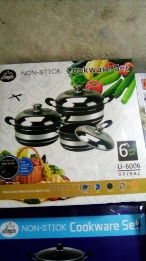 Original Best Quality Cookwave Pot Set   Kitchen & Dining for sale in Enugu State, Oji-River