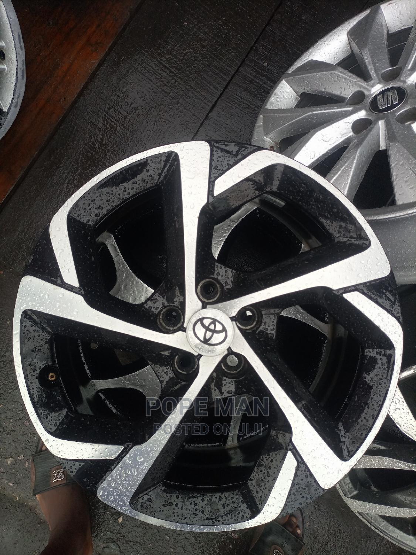 18inch Rim for Toyota Lexus