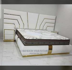 Complete Set of Bed   Furniture for sale in Lagos State, Amuwo-Odofin