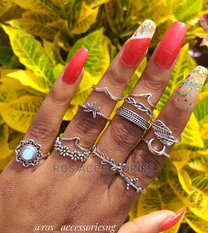 Knuckle Ring Set   Jewelry for sale in Delta State, Warri