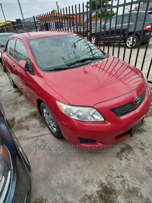 Toyota Corolla 2008 1.8 CE Red   Cars for sale in Lagos State, Lekki