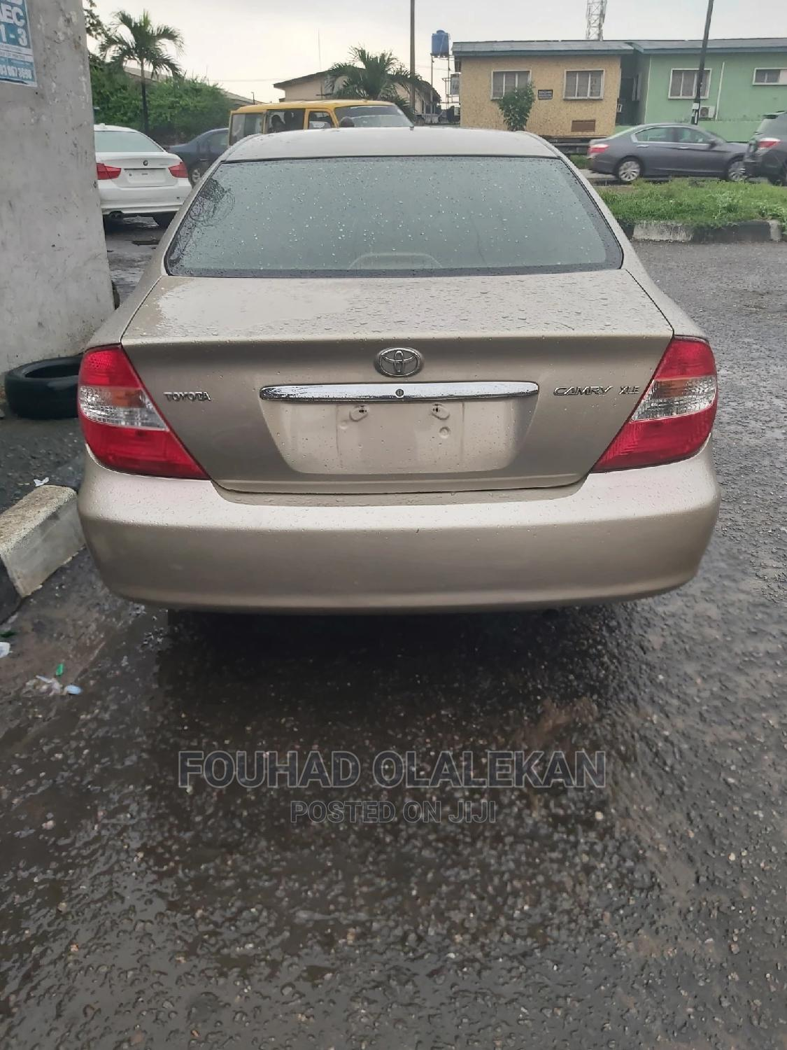 Toyota Camry 2003 Gold   Cars for sale in Surulere, Lagos State, Nigeria
