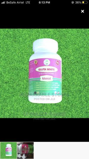 Gluta White Skin Whitening and Anti Aging Supplements | Vitamins & Supplements for sale in Lagos State, Lagos Island (Eko)
