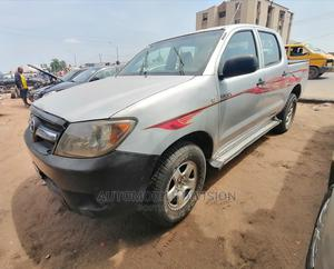 Toyota Hilux 2008 Silver | Cars for sale in Lagos State, Ikeja