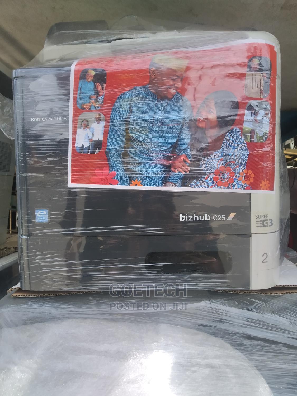 Bizhub C25 | Printers & Scanners for sale in Surulere, Lagos State, Nigeria