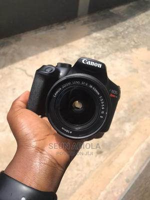 Canon EOS 1300d/ REBEL T6 Camera With 18-55mm Lens   Photo & Video Cameras for sale in Lagos State, Ifako-Ijaiye