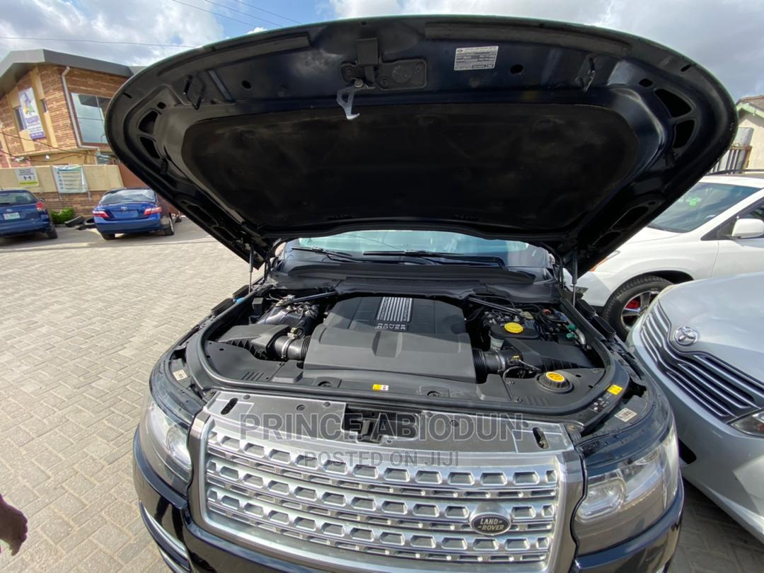 Land Rover Range Rover Sport 2014 Black | Cars for sale in Surulere, Lagos State, Nigeria