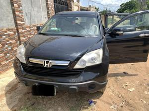 Honda CR-V 2008 2.4 EX Automatic Black | Cars for sale in Lagos State, Isolo