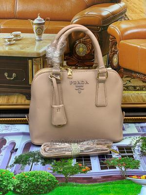 Original Prada Turkey Leather Handbag | Bags for sale in Lagos State, Ikeja
