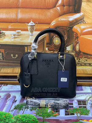 Original Prada Turkey Black Handbag | Bags for sale in Lagos State, Ikeja