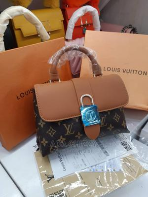 New Quality Brown Leather Handbags   Bags for sale in Lagos State, Ikeja