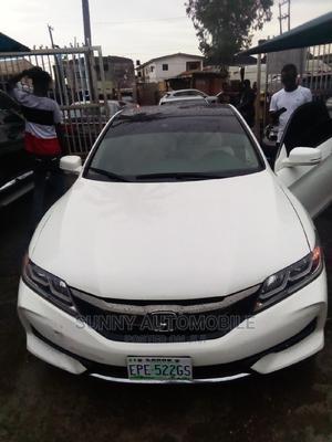 Honda Accord 2016 White | Cars for sale in Lagos State, Ikeja