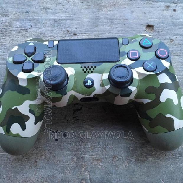 Archive: Camo PS4 Controller / Pad