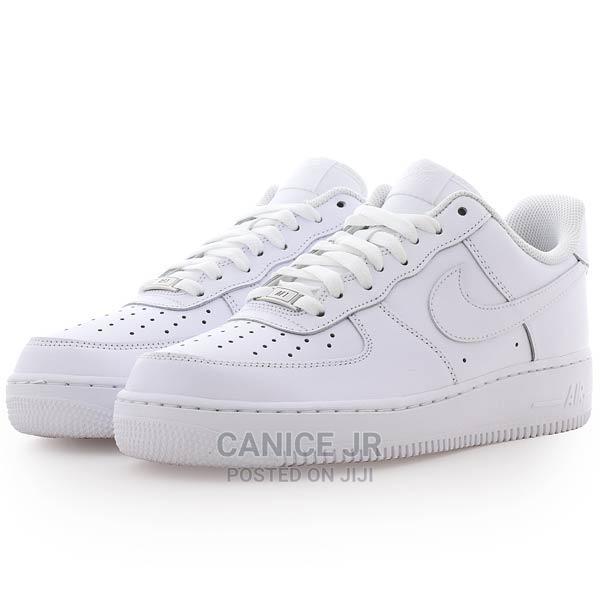 Nike Air Force 1 White Gs