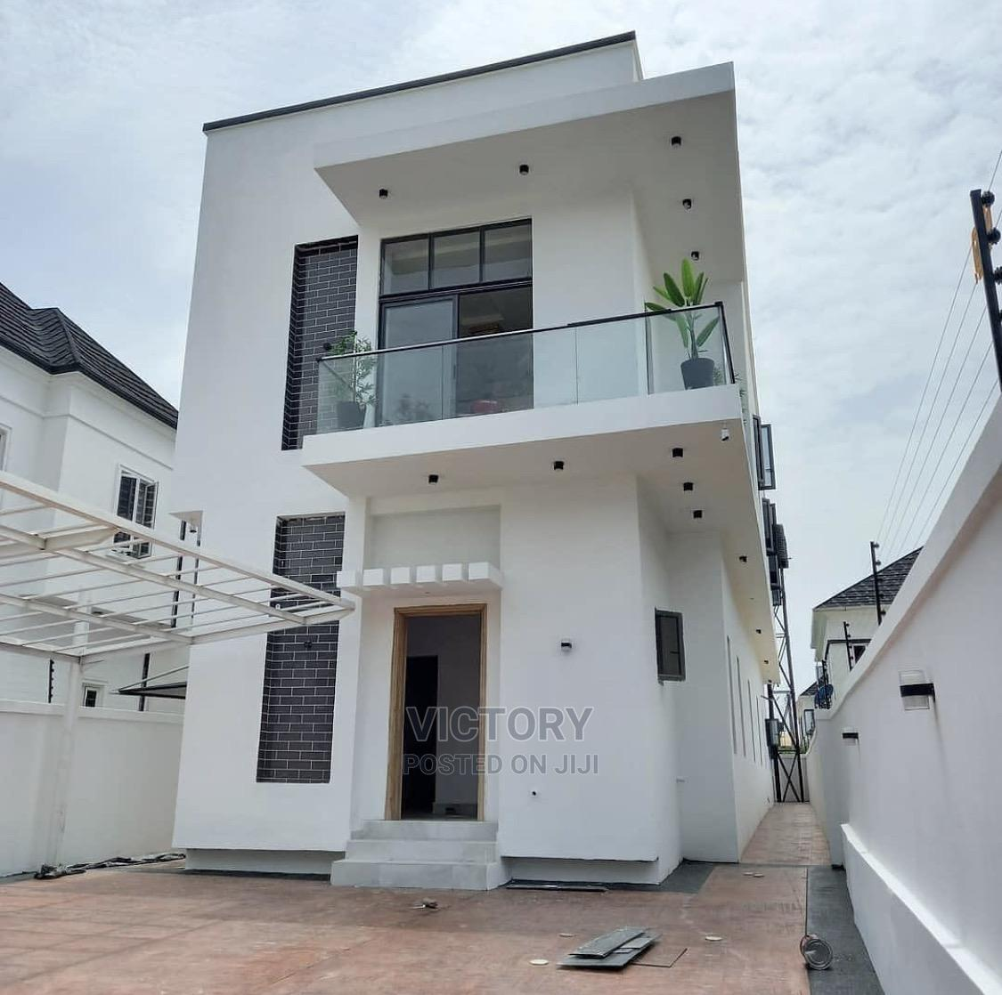 5 Bedroom Duplex With 1 BQ, Title Governor'S Consent