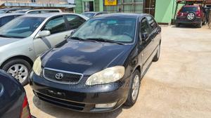 Toyota Corolla 2006 1.8 VVTL-i TS Black   Cars for sale in Benue State, Makurdi