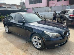 BMW 528i 2008 Blue   Cars for sale in Lagos State, Ikeja