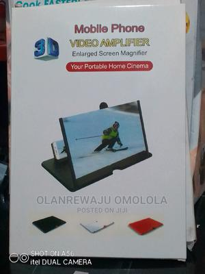 3D Mobile Phone Screen Magnifier HD Video Amplifier | Accessories for Mobile Phones & Tablets for sale in Lagos State, Lagos Island (Eko)