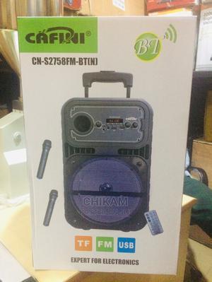 Cafini Bluetooth Speaker | Audio & Music Equipment for sale in Lagos State, Lagos Island (Eko)
