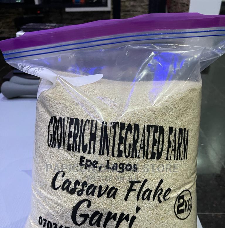 Garri Ijebu (Cassava Flake) 5kg