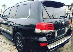 Lexus LX 2014 Black | Cars for sale in Lagos State, Lekki
