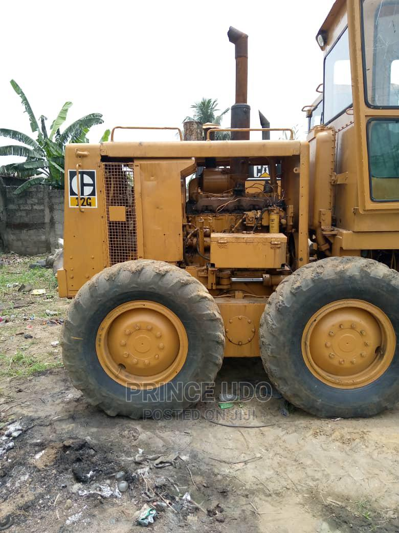 12G Cat Grader for Sale | Heavy Equipment for sale in Port-Harcourt, Rivers State, Nigeria